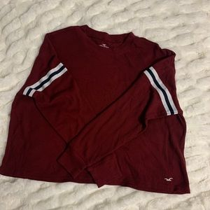HOLLISTER THERMAL LONG SLEEVE